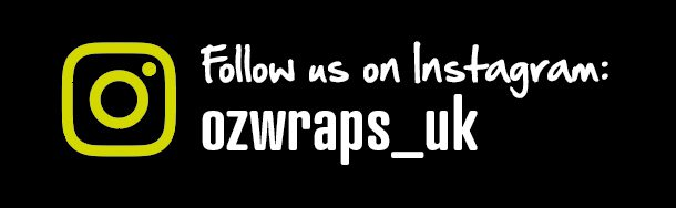 ozwraps instagram handle
